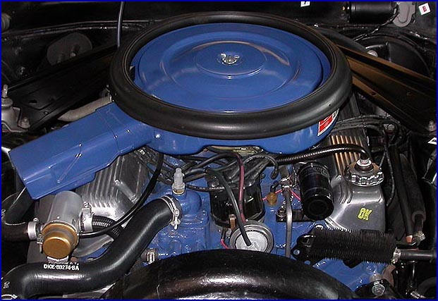 429 SCJ Engine Detail