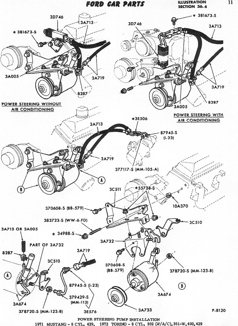 2006 chevy impala power steering line diagram  2006  free Ford F-150 Steering Diagram PSdiagram