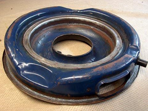 Blue Thunder Aluminum Intake