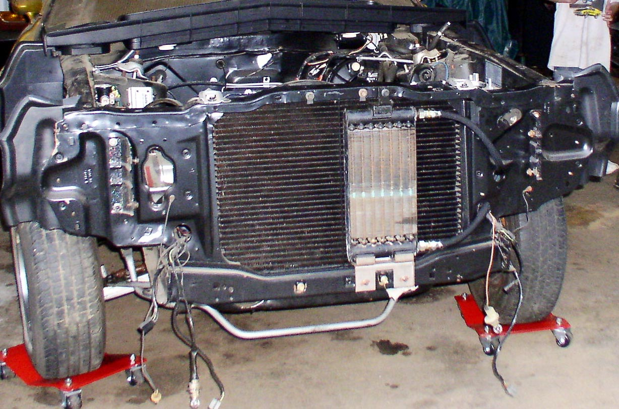 Oil Cooler 1970 Torino Ac Wiring Diagram Heres Where We Believe Ford Intended