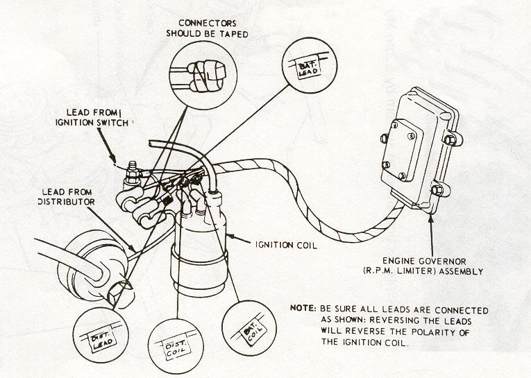 wiring diagram for rev limiter