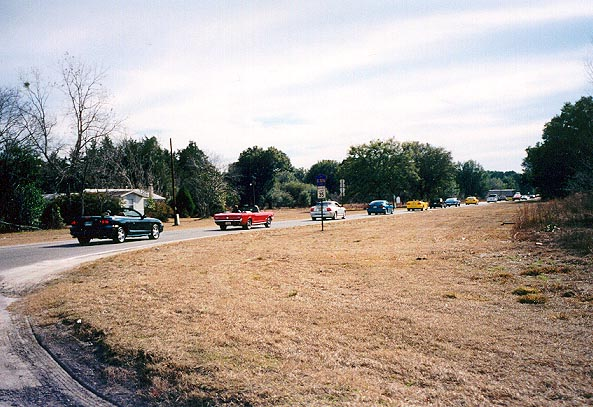 Rental Cars In Ocala Florida 2002 Pony Trails/Silver Springs Ford & Mustang Roundup