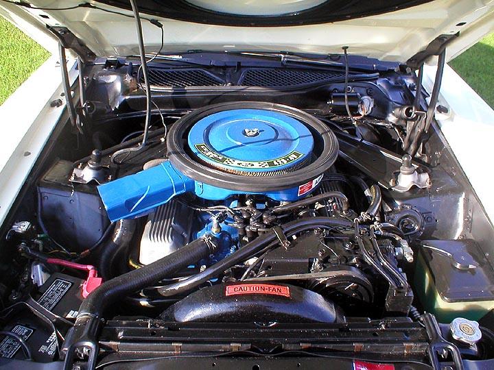 Car That Runs On Air >> Tim Cole's 429 CJ Mach 1